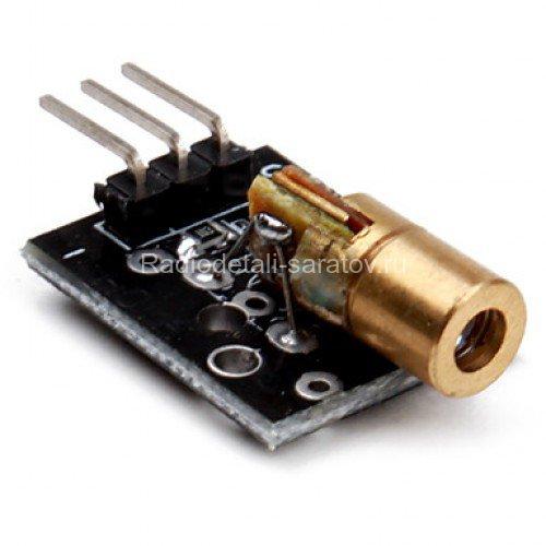 Laser Head Sensor Module KY-008 - Arduitronics