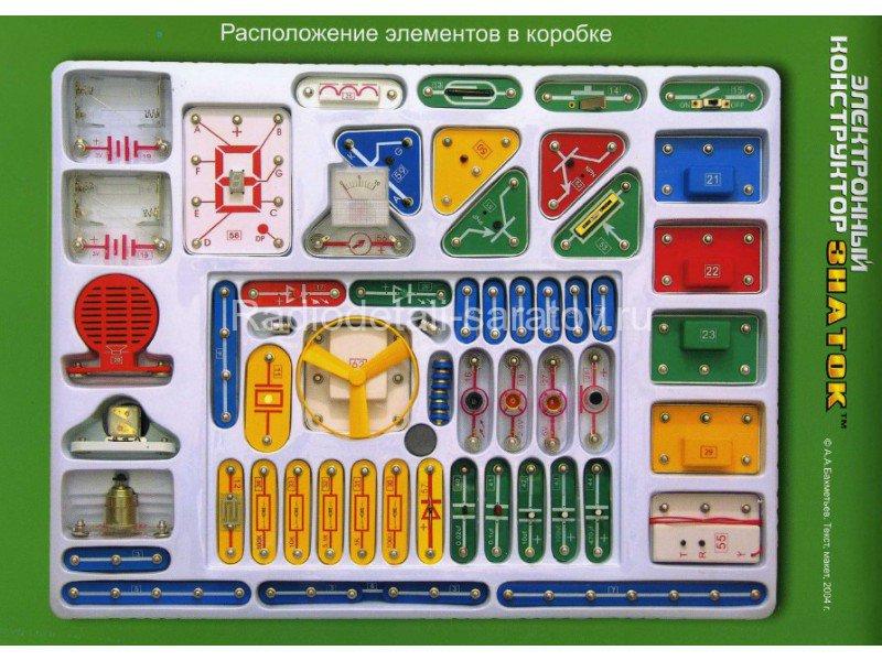 Электронный конструктор знаток где купить в саратове