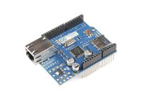 Сетевая карта  Arduino Ethernet shield W5100