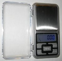 Весы эл. MH-300 Pocket Scale 300/0,01гр